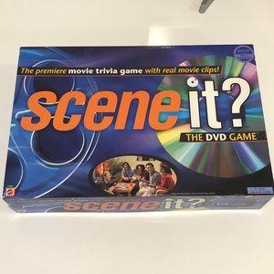 Scene It DVD Board Game